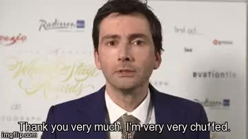 Watch and share David Tennant GIFs and Reaction Gifs GIFs on Gfycat