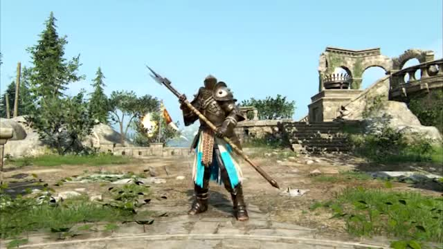 Watch and share Lawbringer GIFs and For Honor GIFs by otorinth on Gfycat