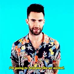 Watch and share Adam Levine GIFs and No Vibrancy GIFs on Gfycat