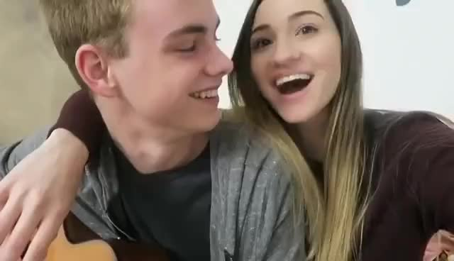 Watch and share Corbyn Besson Christina Marie! GIFs on Gfycat