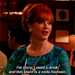 Watch and share Christina Hendricks GIFs and Mad Men GIFs on Gfycat