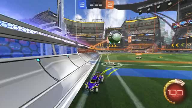 Watch and share Rocket League GIFs and Flip Reset GIFs by Yes86 on Gfycat