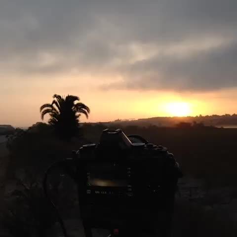 Watch and share Sunrise 😳😳 GIFs by 121gigawatt on Gfycat