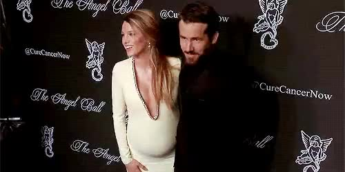 Watch this ryan reynolds GIF on Gfycat. Discover more blake lively, by maria, events, gifs, rreynoldsedit, ryan reynolds GIFs on Gfycat