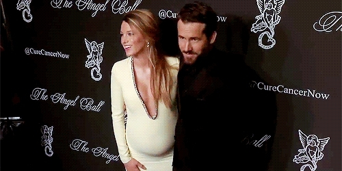 blake lively, by maria, events, gifs, rreynoldsedit, ryan reynolds, Ryan Reynolds Source GIFs
