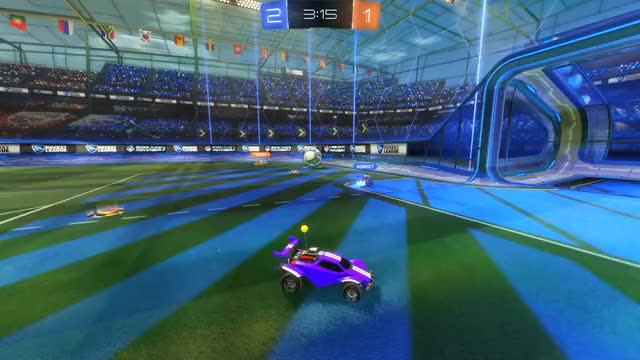 Watch and share Rocket League GIFs and Mindgame GIFs on Gfycat
