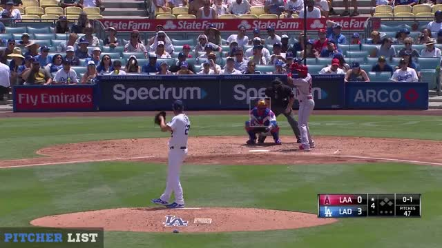 Watch and share Los Angeles Angels GIFs and Baseball GIFs on Gfycat