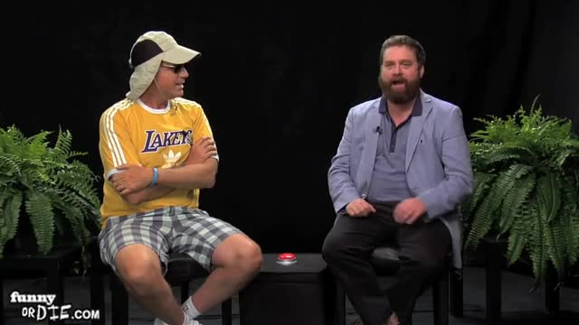 Watch this hurt GIF by Funny Or Die (@funnyordie) on Gfycat. Discover more FoD, Will Ferrell Between Two Ferns with Zach Galifianakis, hurt GIFs on Gfycat