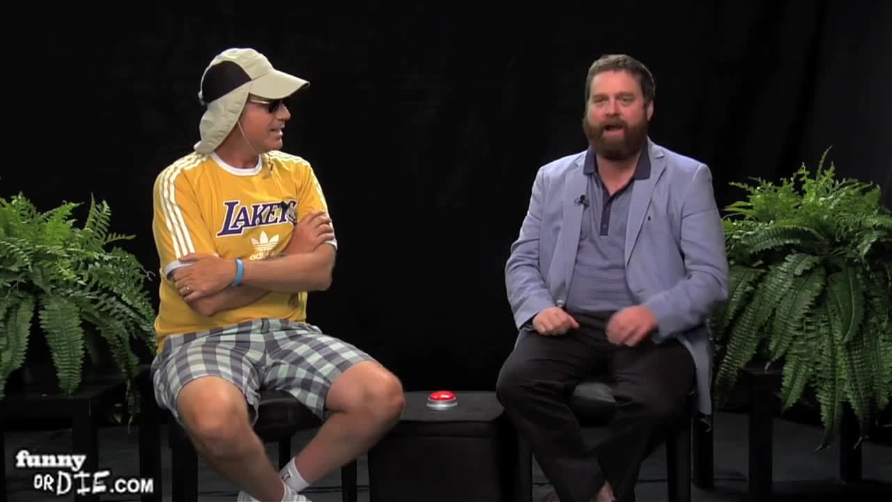 FoD, Will Ferrell Between Two Ferns with Zach Galifianakis, hurt, That hurt GIFs