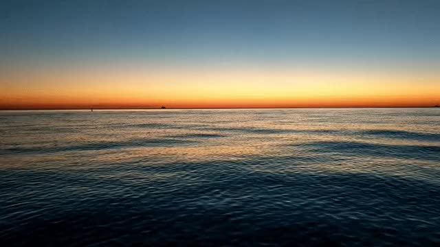Watch and share Sunrise Over Lake Michigan In Chicago GIFs by kytreb on Gfycat