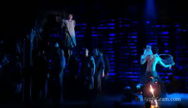 braodway, peter and the starcatcher, Norse code 1 GIFs