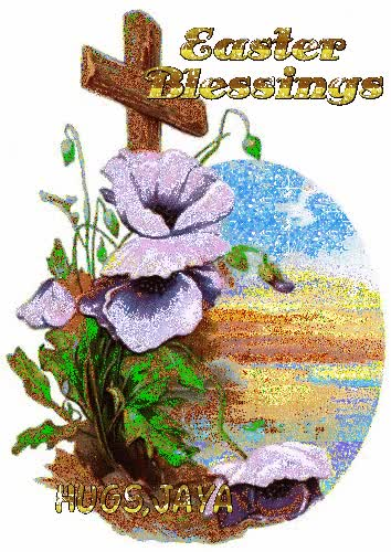 Watch and share Easter Blessings animated stickers on Gfycat