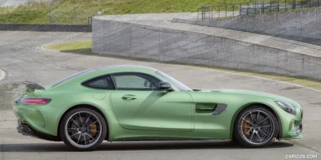 Watch and share Mercedes-AMG GT R Vs. GT S : Side [GIF Animation] GIFs on Gfycat