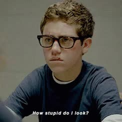 Watch and share Carl Gallagher GIFs on Gfycat