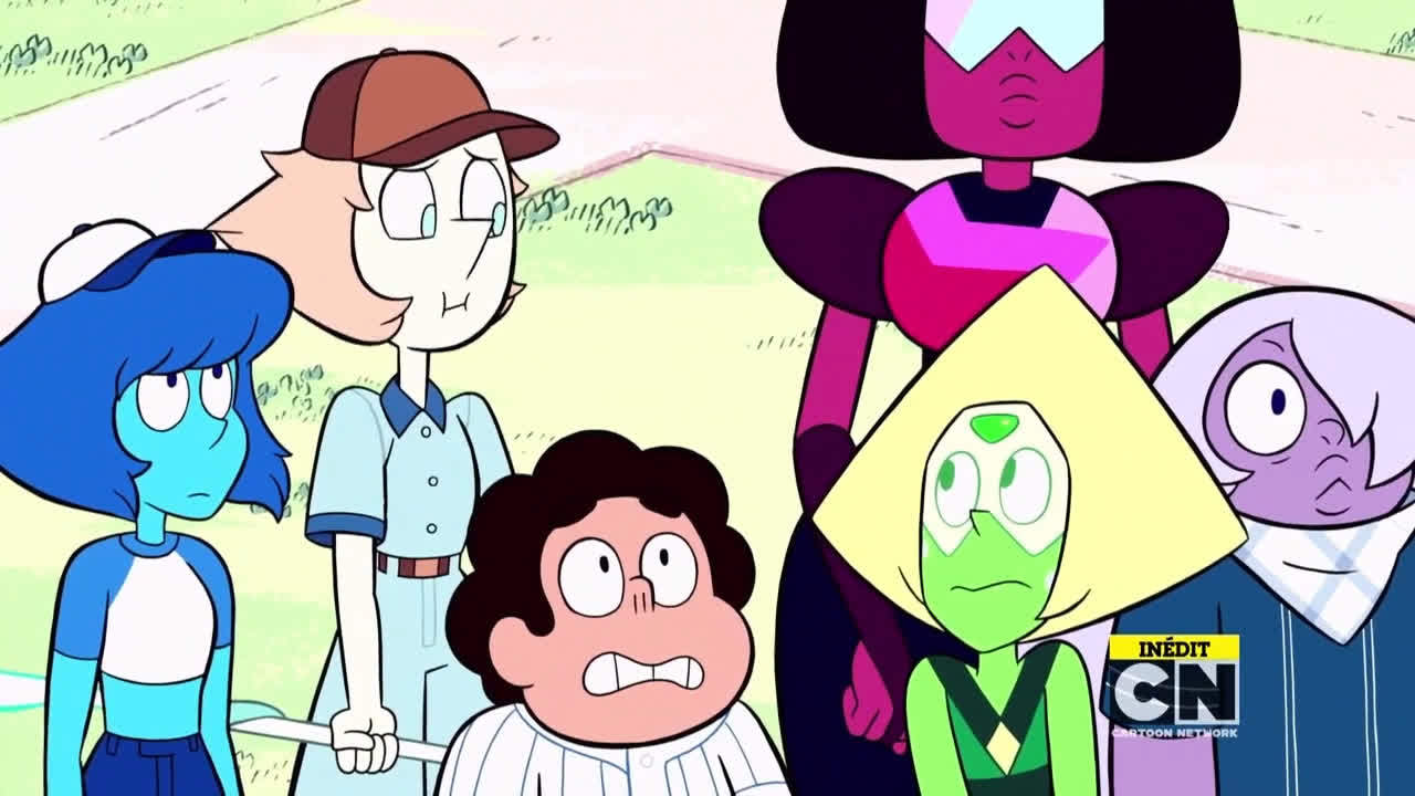 beachcity, stevenuniverse, Pearl Disagrees Loop (reddit) GIFs