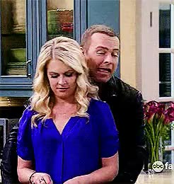 Watch and share Melissa And Joey GIFs and Not My Gifs Lol GIFs on Gfycat