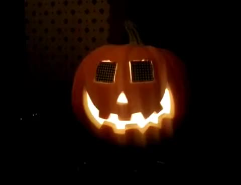 Watch Arduino Pumpkin GIF on Gfycat. Discover more related GIFs on Gfycat