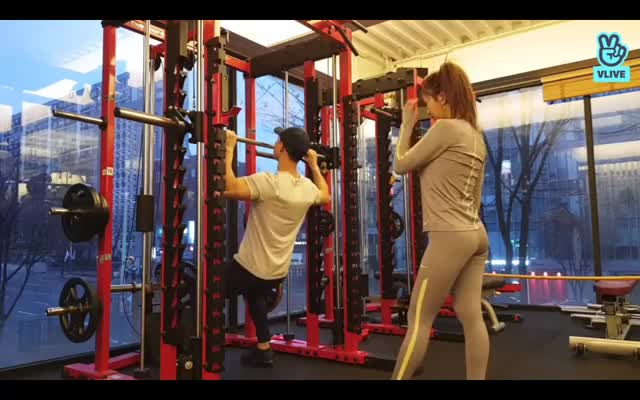 Watch and share Hyolin-workout3 GIFs on Gfycat