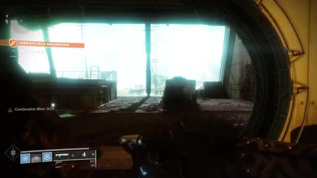 Outbreak Prime pops up in Destiny 2 through surprise Whisper-like