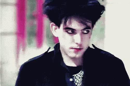 Watch and share The Cure GIFs on Gfycat