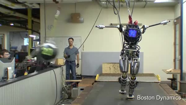 Watch Boston Dynamics - Atlas GIF on Gfycat. Discover more related GIFs on Gfycat