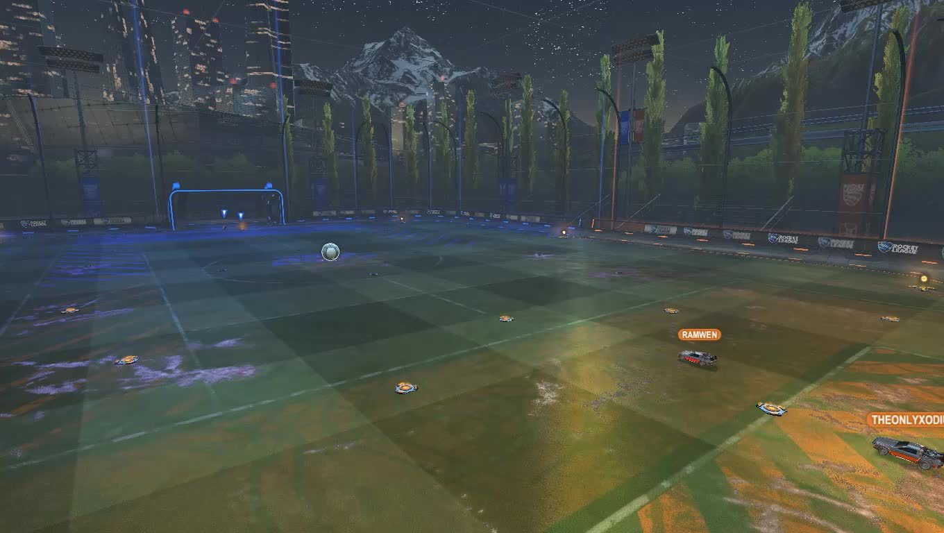 Rocketleague, fail, rl, Why we're stuck in Bronze GIFs