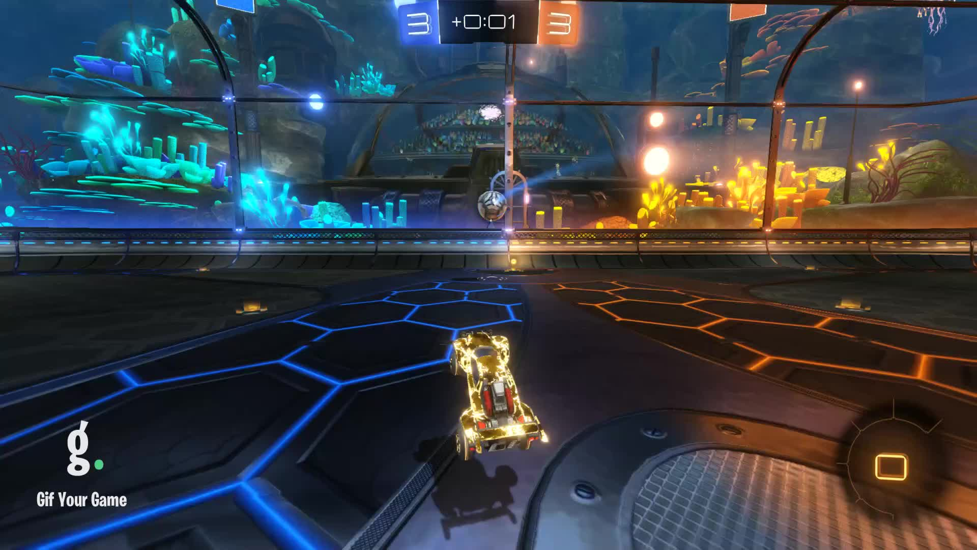 Absolutely, Gif Your Game, GifYourGame, Goal, Rocket League, RocketLeague, Goal 7: Absolutely GIFs