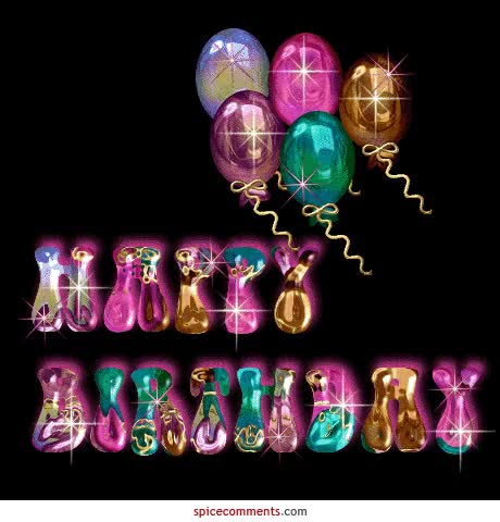 Watch and share Photo Birthday3-1_zps0855dde7.gif animated stickers on Gfycat