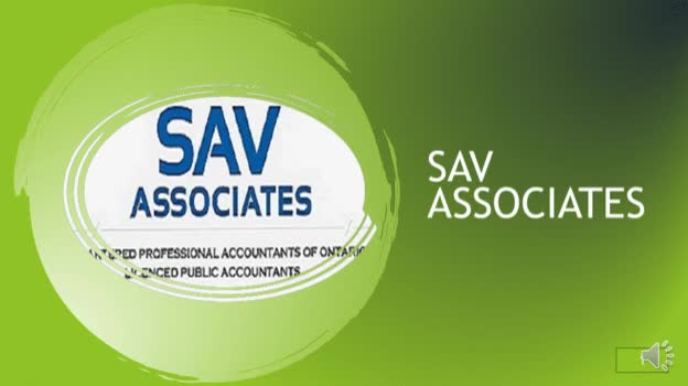 Watch and share Meet The Best Tax & Franchise Accountant In Toronto! GIFs by SAV Associates on Gfycat