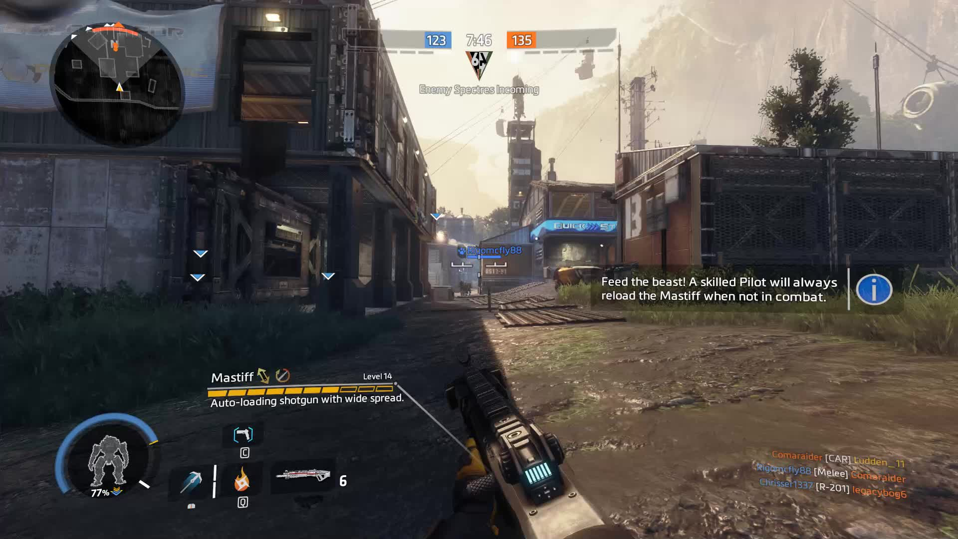 Titanfall, thingsthatblowup, Titanfall2: Press C to Blow Yourself Up. GIFs