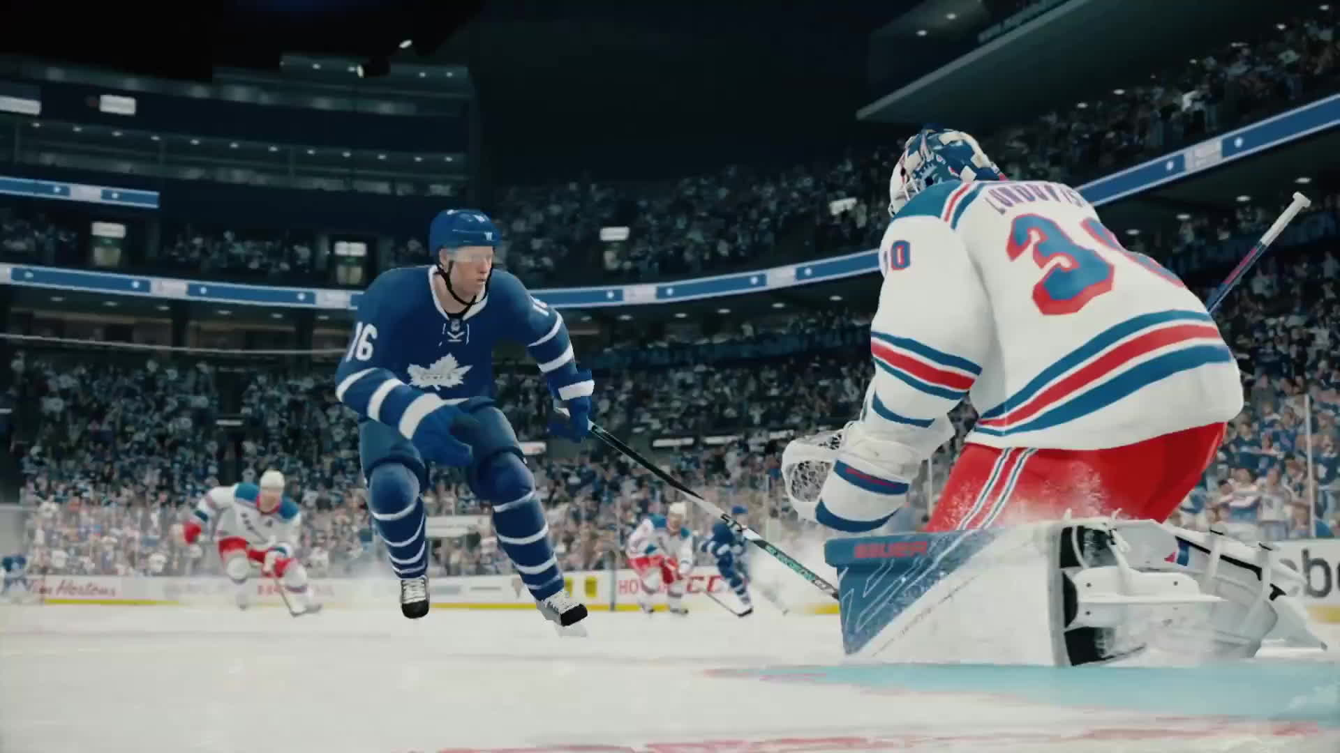 EA Canada, Electronic Arts, NHL 18, PS4, Review, Sports, Xbox One, game reviews, games, ign, ign game reviews, NHL 18 Review GIFs