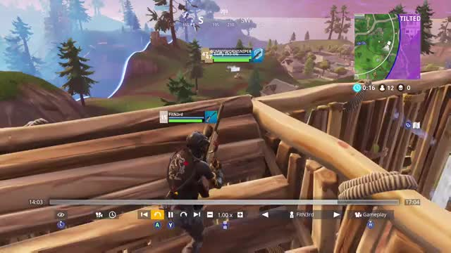 Watch Quick peek snipe in FortniteBR  GIF by Gamer DVR (@xboxdvr) on Gfycat. Discover more FitN3rd, FortniteBattleRoyale, xbox, xbox dvr, xbox one GIFs on Gfycat