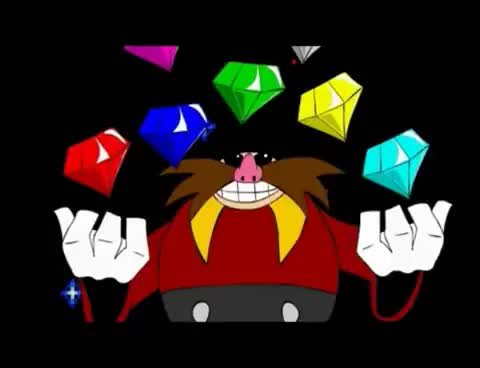 Watch God has Arrived GIF on Gfycat. Discover more Eggman, Emeralds, SomecallmeJohnny, chaos GIFs on Gfycat