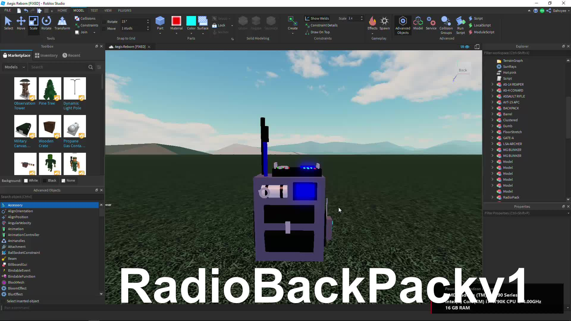 Radiobackpack Gif By A Long Pants Man Gfycat