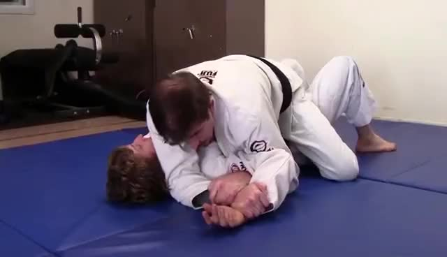 Watch KTS BJJ Americana from the Mount GIF on Gfycat. Discover more related GIFs on Gfycat
