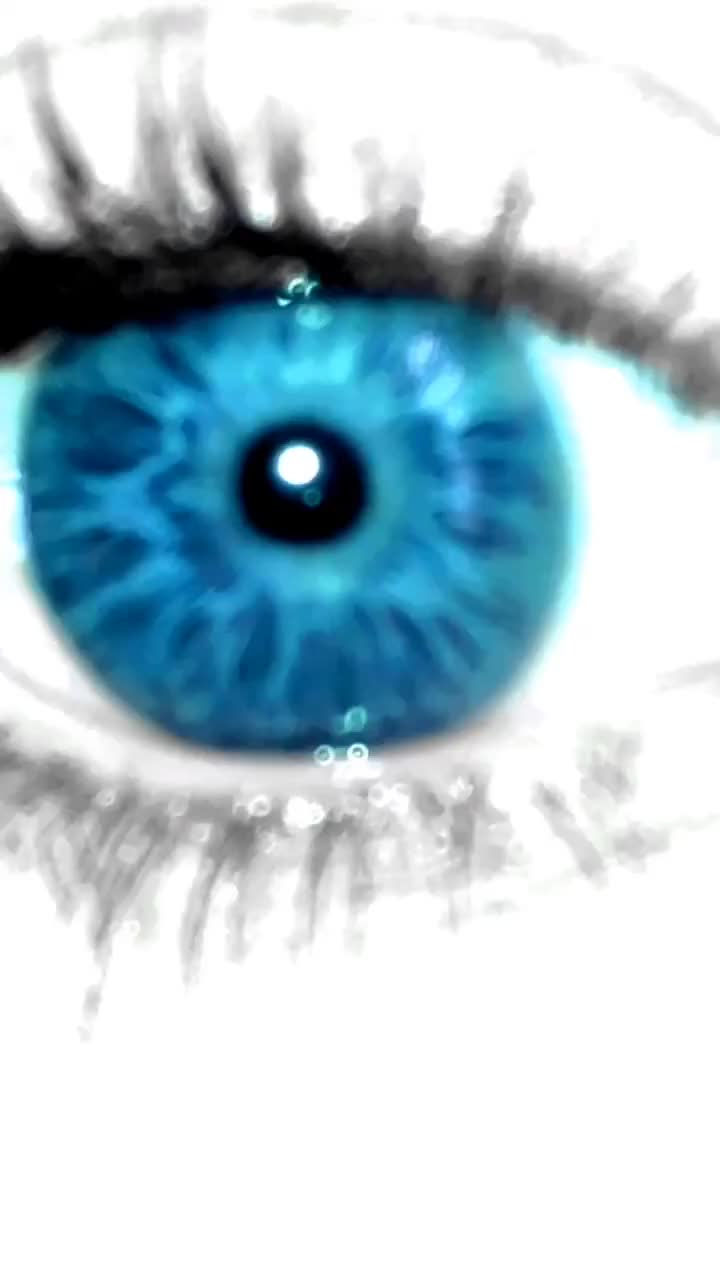 eyes, eyewars, foryoupage, oceaneyes, Do you have a pattern in your eyes #oceaneyes #eyewars #eyes #foryoupage can we make this blow up? GIFs