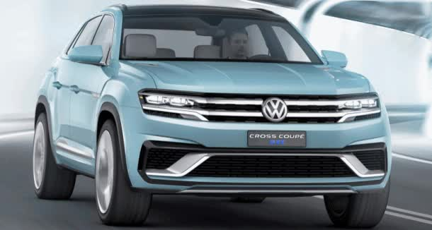 Watch and share Volkswagen Cross Coupe GTE GIFs on Gfycat