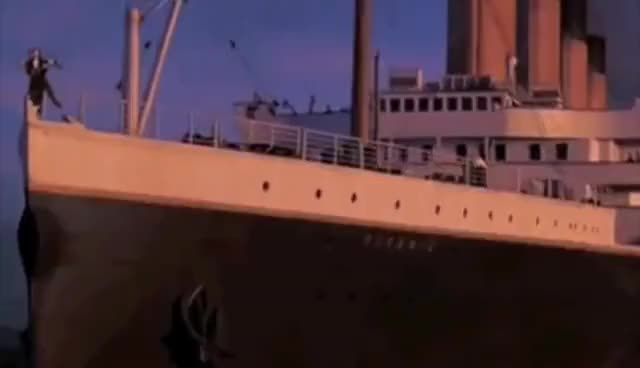 Watch Titanic GIF on Gfycat. Discover more dicaprio, kate, leonardo, titanic, winslet GIFs on Gfycat