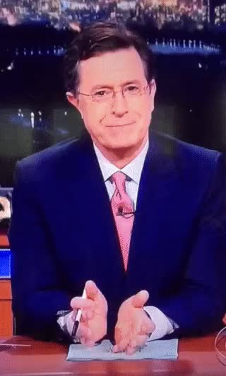 Watch Colbert Snap GIF on Gfycat. Discover more Stephen Colbert, metacanada GIFs on Gfycat