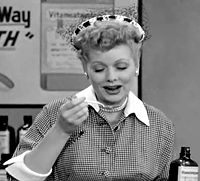Lucille Ball, do not want, ew, ewww, gross, no, no thanks, nope, Ew. Gross. - Lucille Ball GIFs