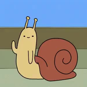 Watch gary the snail GIF on Gfycat. Discover more related GIFs on Gfycat