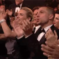 Watch and share Applause GIFs and Clapping GIFs by Reactions on Gfycat