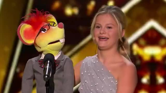 Watch this curated GIF by GIF Factory (@giffactory) on Gfycat. Discover more agt, america's got, best, champions, darci, doll, excited, god, great, happy, lynne, mu, oh, omg, shock, surprise, talent, talking, ventriloquism, wow GIFs on Gfycat