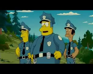Watch and share The Simpson's Movie - Fat Tony GIFs on Gfycat