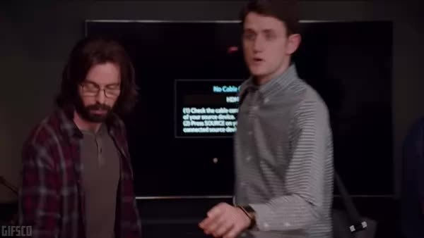 gfycatdepot, siliconvalleyhbo, We were bros [Silicon Valley 2014 Donald Jared Dunn OJ Zach Woods douchebag dick cunt bro brothers best friends compadres amigos bff betray betrayal backstab backstabbing double cross adultery cheat cheating] (reddit) GIFs
