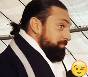 Watch and share Damien Sandow GIFs and Emoji Meme GIFs on Gfycat