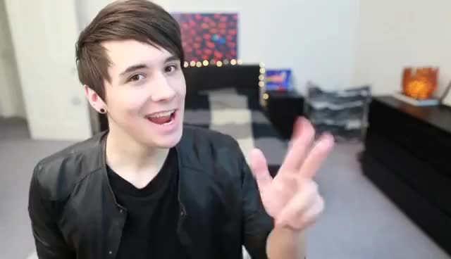 Watch danisnotonfire GIF on Gfycat. Discover more amazingphil, danhowell, danisnotonfire, troyesivan, tyleroakley GIFs on Gfycat