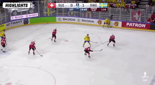 Watch and share Sweden GIFs and Hockey GIFs on Gfycat