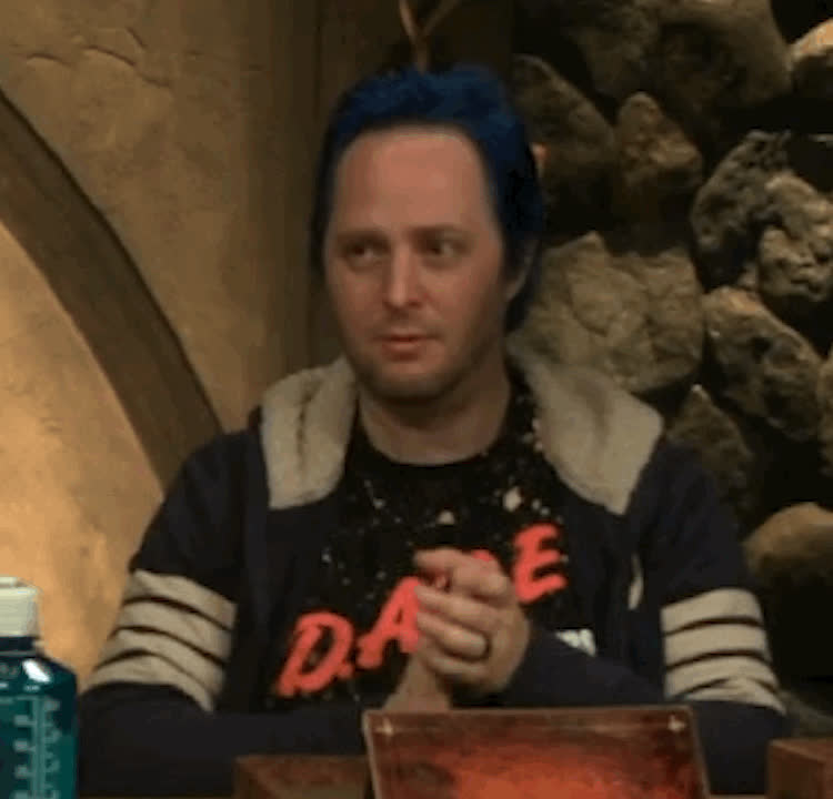 Clapping, Critical role, Criticalrole, dnd, molly, taliesin jaffe, Taliesin Clapping GIFs