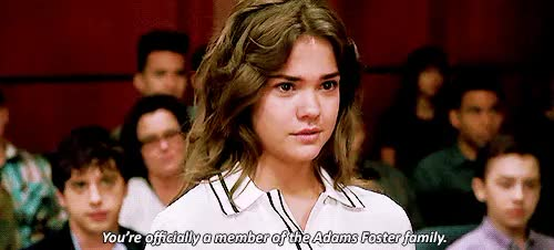 Watch and share Callie Adams Foster GIFs and Lena Adams Foster GIFs on Gfycat